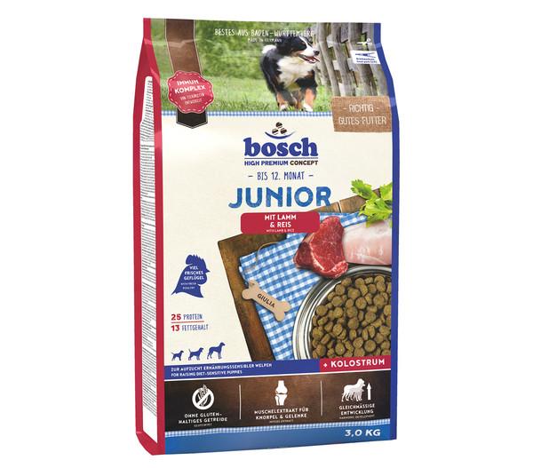 bosch High Premium Junior, Lamm & Reis, Trockenfutter