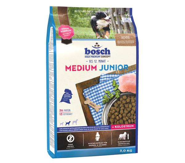 bosch Trockenfutter Medium Junior