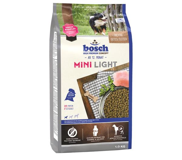 bosch Trockenfutter Mini Light