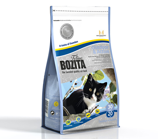 Bozita Feline Funktion Outdoor & Active, Trockenfutter