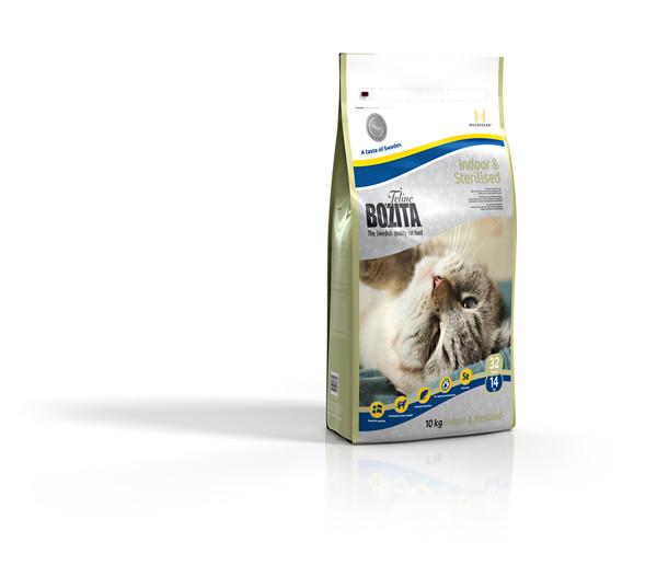 Bozita Feline Indoor Sterilised, Trockenfutter