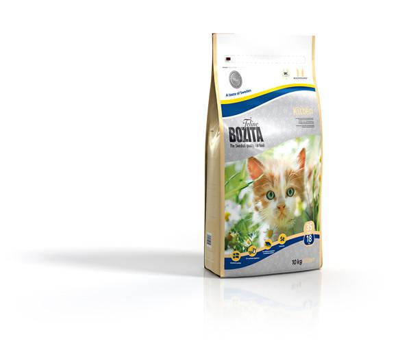 Bozita Feline Trockenfutter Kitten, 10 kg