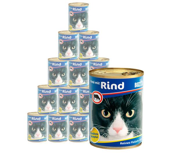 Bozita Nassfutter für Katzen, 20 x 410 g