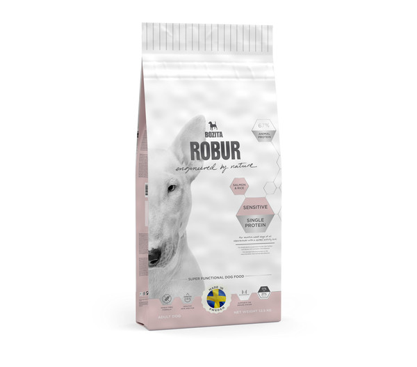 Bozita Robur Trockenfutter Sensitive Single Protein Salmon