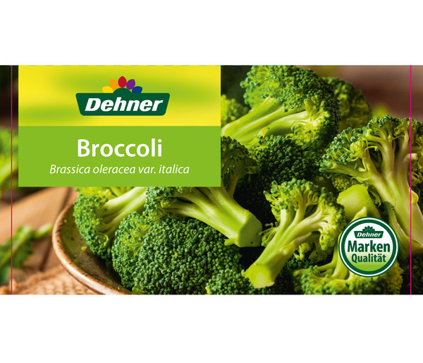 Brokkoli, 6er Schale