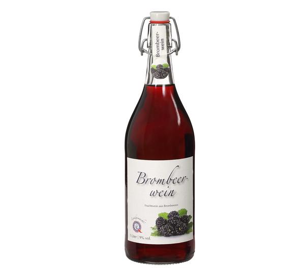 Brombeer-Wein, 1 L