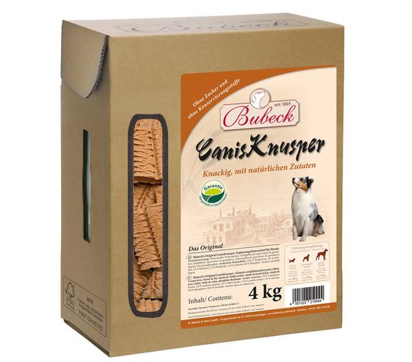 Bubeck Canis Knusper, Hundesnack
