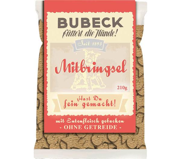 Bubeck Mitbringsel Classic, Hundesnack, 210g