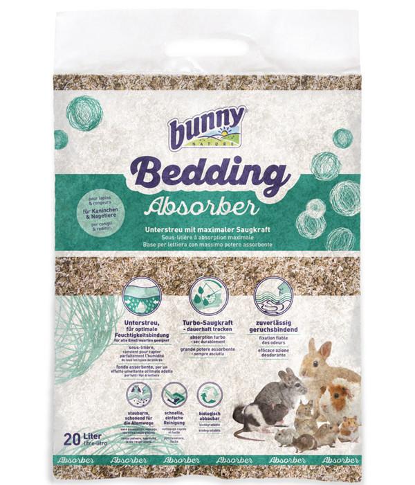 bunny® Bedding Einstreu Absorber, 20l