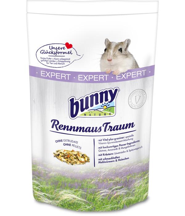 bunny® Kleintierfutter RennmausTraum Expert, 500g
