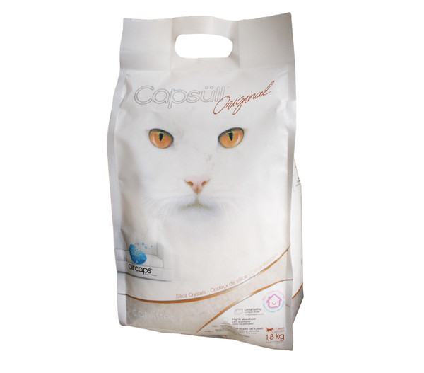 Capsüll® Katzenstreu Original Baby Powder