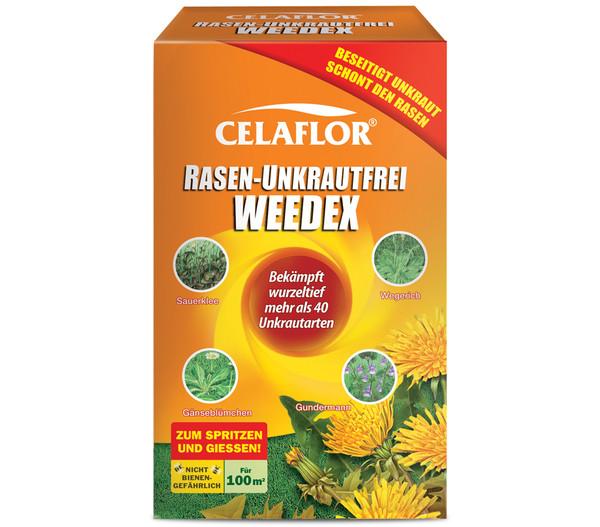 Celaflor® Rasen-Unkrautfrei Weedex®