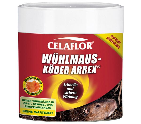 Celaflor® Wühlmausköder Arrex®, 100 g