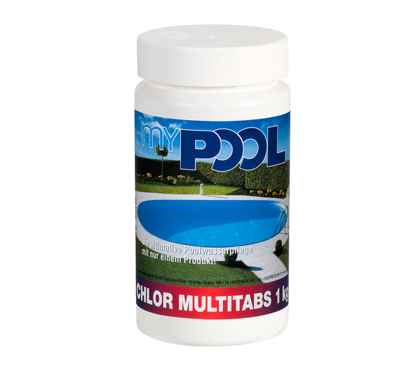 Chlor Multitabs 1 kg
