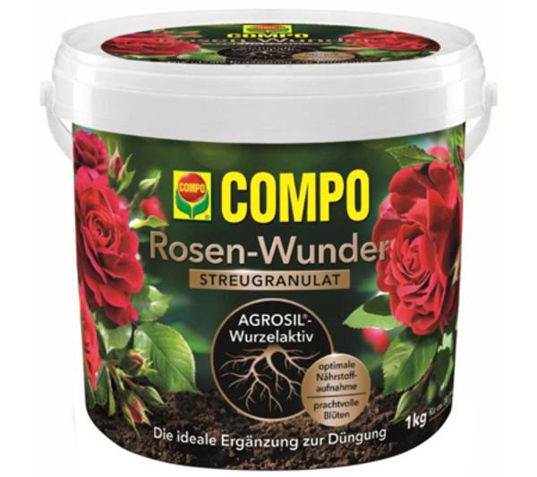 COMPO Agrosil® Rosen-Wunder, 1 kg