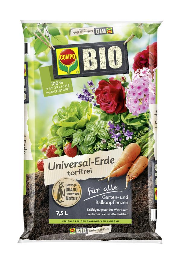 COMPO® Bio Universal-Erde torffrei