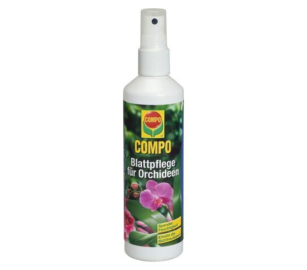 COMPO Blattpflege für Orchideen, flüssig, 250 ml