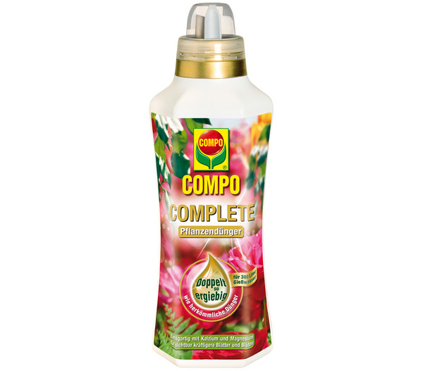 COMPO Complete Pflanzendünger, flüssig, 1 l