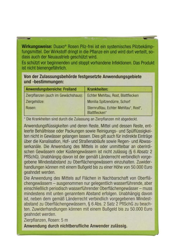 COMPO Duaxo® Rosen Pilz-frei, 50 ml