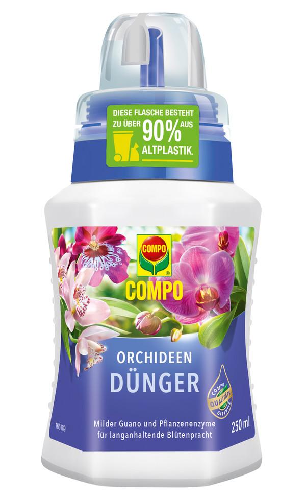 COMPO Orchideendünger, flüssig, 250 ml