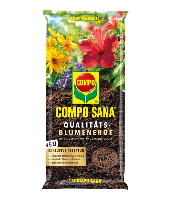 COMPO SANA® Qualitäts-Blumenerde