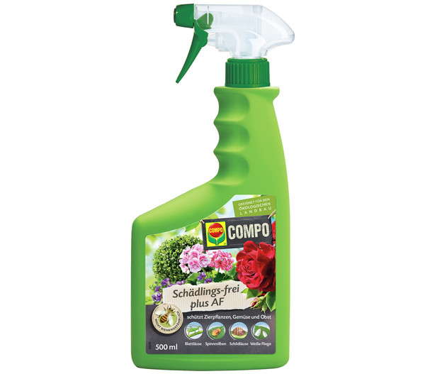 COMPO Schädlings-frei plus AF, 500 ml