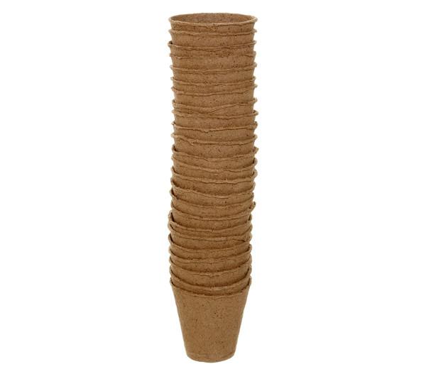 Dehner Anzuchttöpfe für Pflanzen, 6 cm