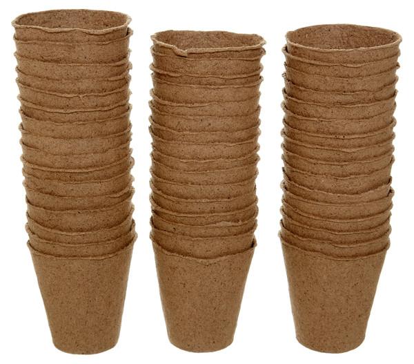 Dehner Anzuchttöpfe für Pflanzen, 8 cm