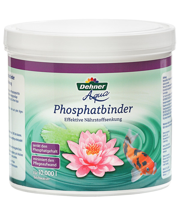 Dehner Aqua Algenmittel Phosphatbinder, 500 ml