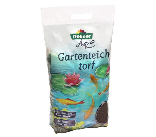 Dehner Aqua Gartenteichtorf, 10 l