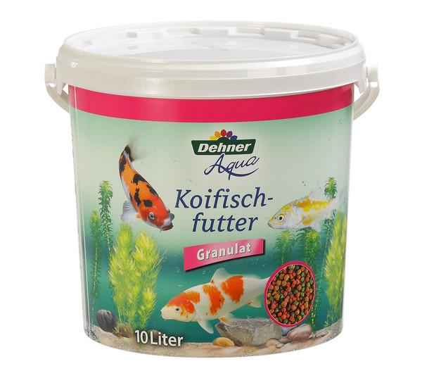 Dehner Aqua Koifischfutter, 10 l