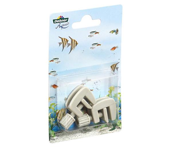 Dehner Aqua Plastik-Schlauchklemme, 2 Stück