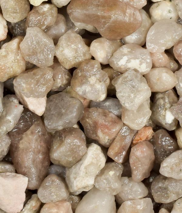 Dehner Aqua Premium Kristallquarzkies, 5-8 mm