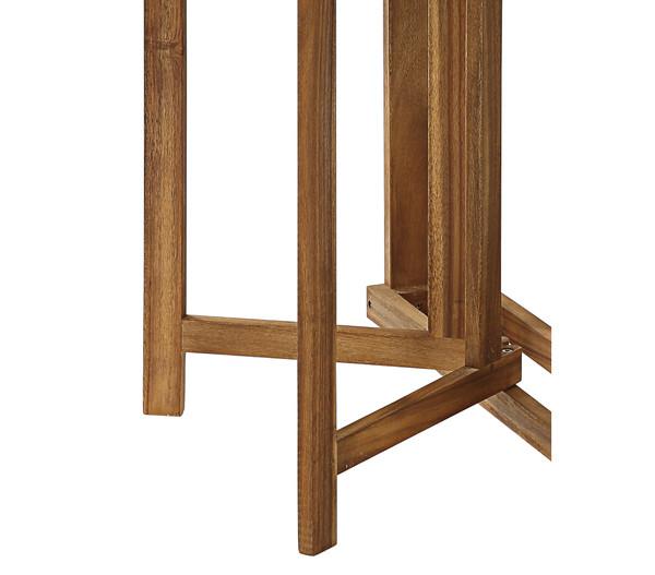 Dehner Balkon-Klapptisch Macao, 120 x 70 x 74 cm