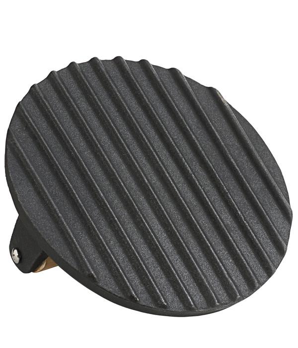 Dehner BBQ-Gewicht, Ø 17,5 x 6,5 cm