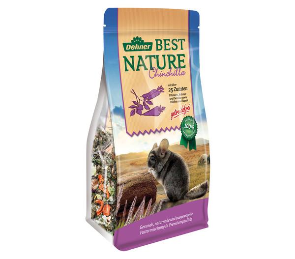 Dehner Best Nature Chinchillafutter, 2 kg