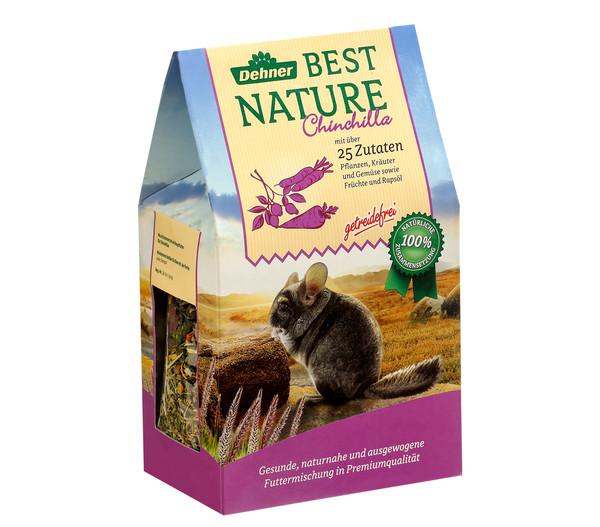 Dehner Best Nature Chinchillafutter