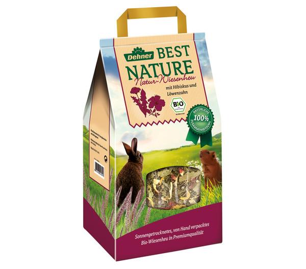 Dehner Best Nature Natur-Wiesenheu mit Hibiskus, 1kg