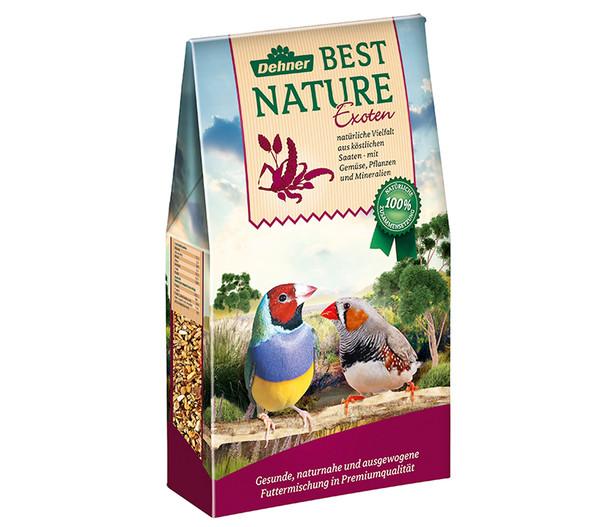 Dehner Best Nature Vogelfutter für Exoten, 2,5 kg