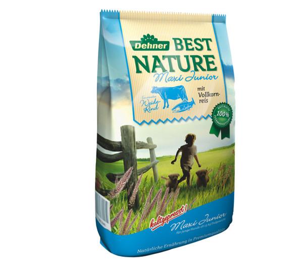 Dehner Best Trockenfutter Nature Maxi Junior