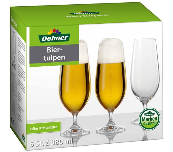 Dehner Biertulpe, 380 ml