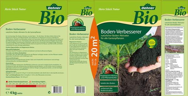 Dehner Bio Boden-Verbesserer, 4 kg