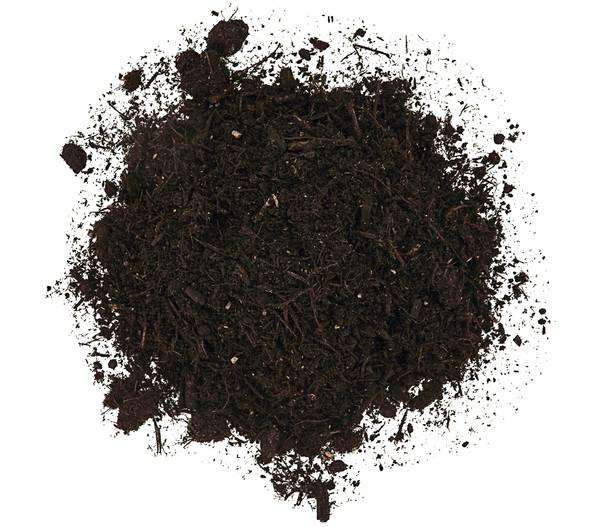 Dehner Bio Hochbeet-Kompost, 40 Liter