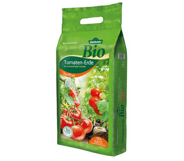 Dehner Bio Tomatenerde, 108 x 15 Liter