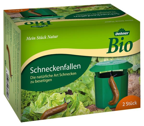 Dehner Bio-Schneckenfallen, 2 Stk.