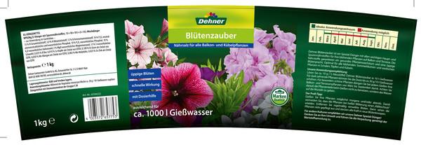 Dehner Blütenzauber, 1 kg
