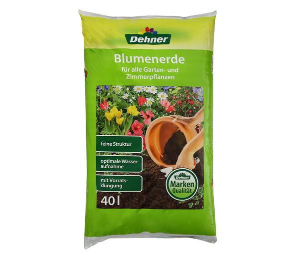 Dehner Blumenerde, 60 x 40 Liter