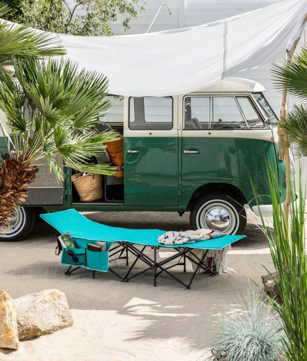 Dehner Campingliege klappbar 'Palma'