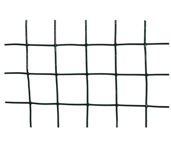Dehner Drahtgitter quadratisch, PVC-ummantelt, 0,5 x 5 m