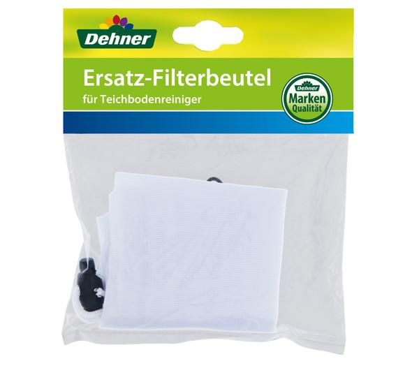 Dehner Ersatz-Filterbeutel für Teichbodenreiniger